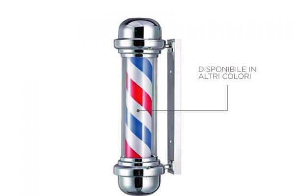 Il palo del barbiere . Un'insegna antichissima!