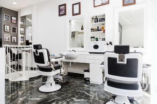 Il Wilo barber salon di Milano