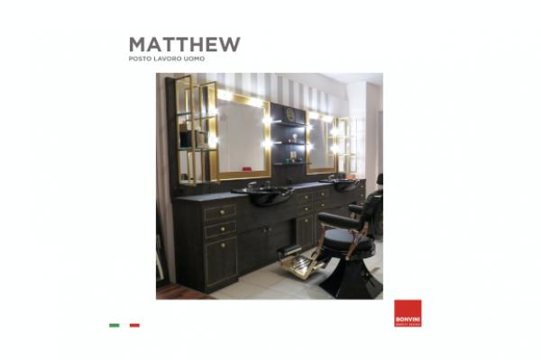 Matthew – eleganza in stile vintage